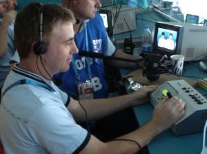PlungeCam, Doha 2006, Diving