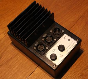 12V two channel dimmer - used by 'Springwatch'