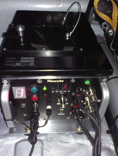 WRC media box